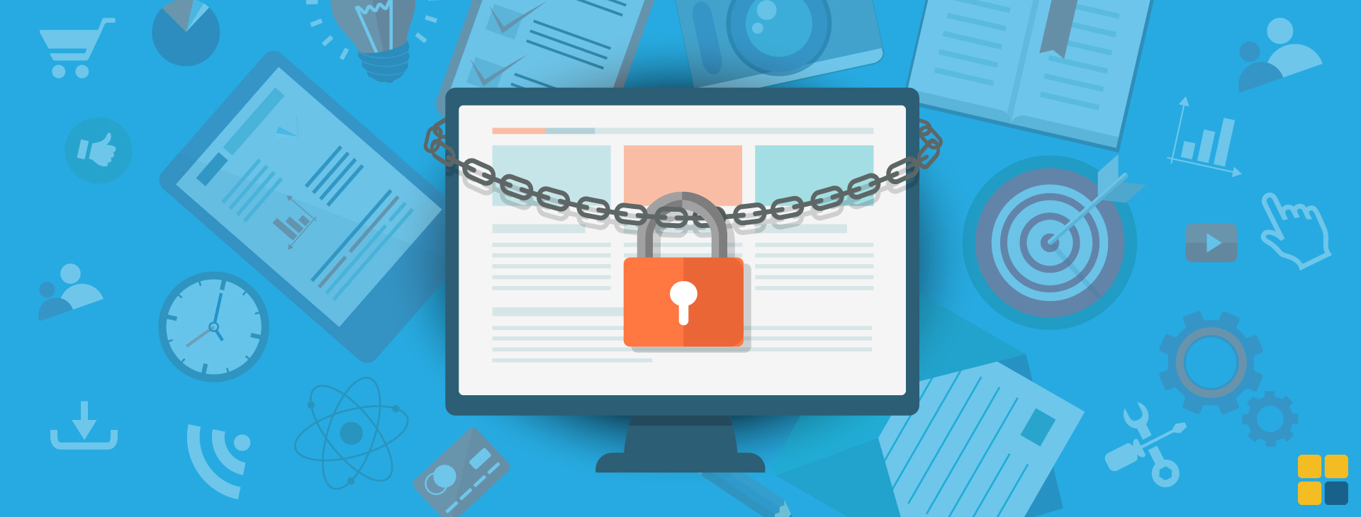 Ransomware computador criptografado