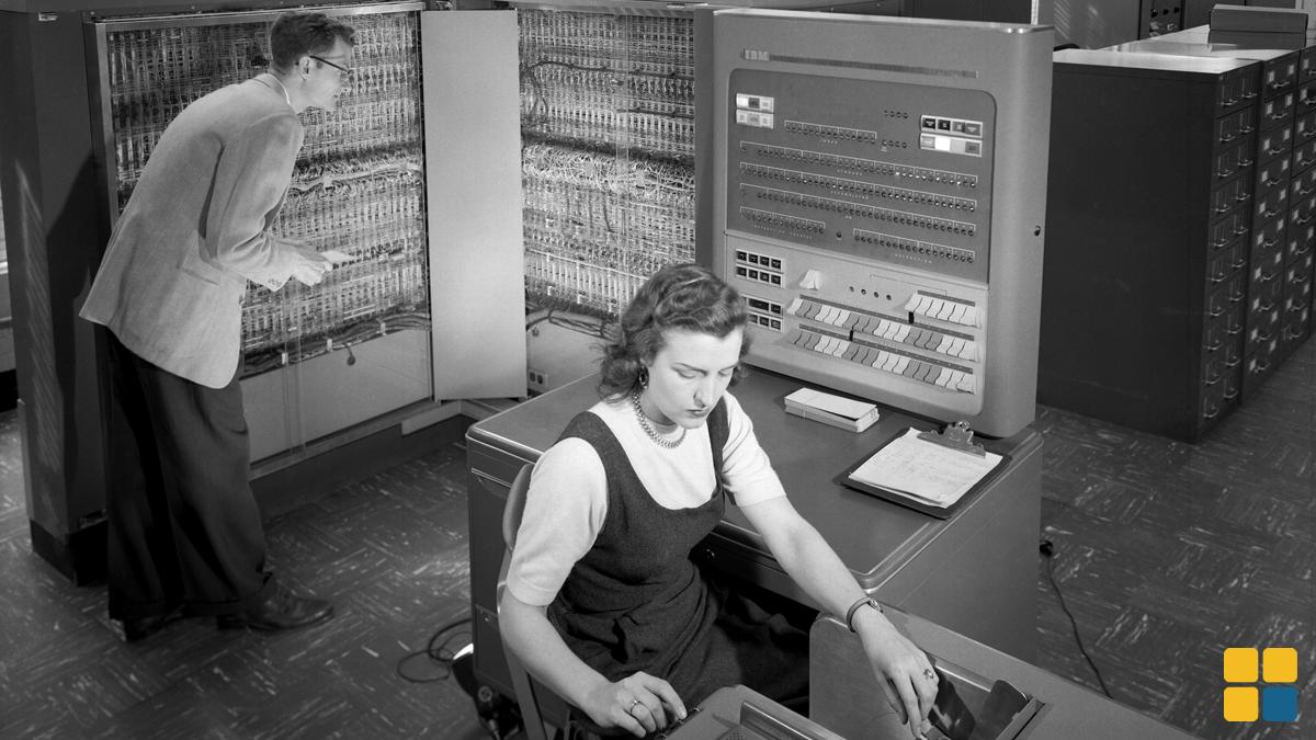 Início computação